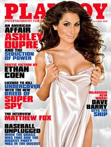 ASHLEY DUPRE PLAYBOY PICS