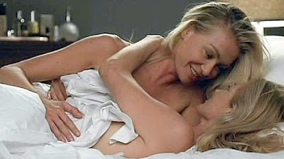 Joely richardson and portia derossi naked