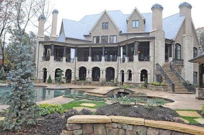 Atlanta home news 12 6 09 12 13 09 for Luxury house plans atlanta ga
