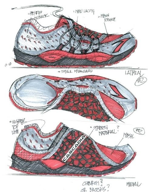 Brooks Cascadia  Trail Running Shoes Review