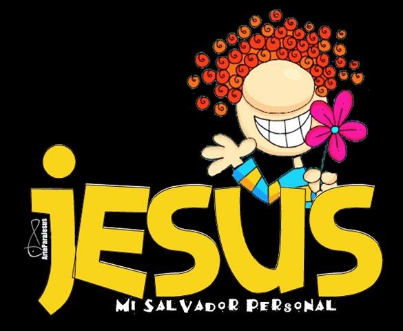 Jesús es mi Salvador :)