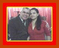 Pr. James e sua esposa Rosilene