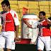 La Copa Budweiser 6v6 tiene su representante argentino, y viste de Rojo