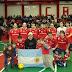 Arranca la Copa Libertadores de Futsal