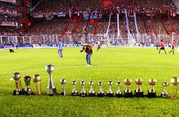 Independiente de Avellaneda Orgullo Nacional.