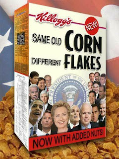 Same Old Corn, Different Flakes