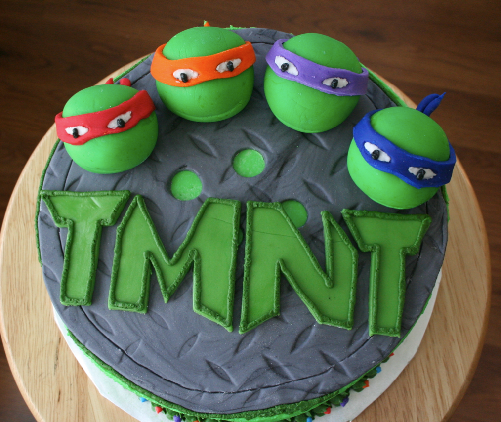 jimmy cakes - custom cakes for central virginia: Teenage ...