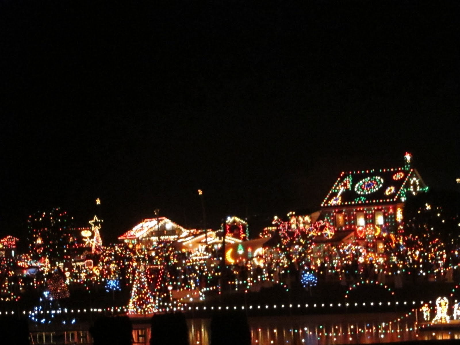 Party of Five: Koziar's Christmas Village - Lighting up PA!