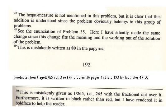 RMP 36 info