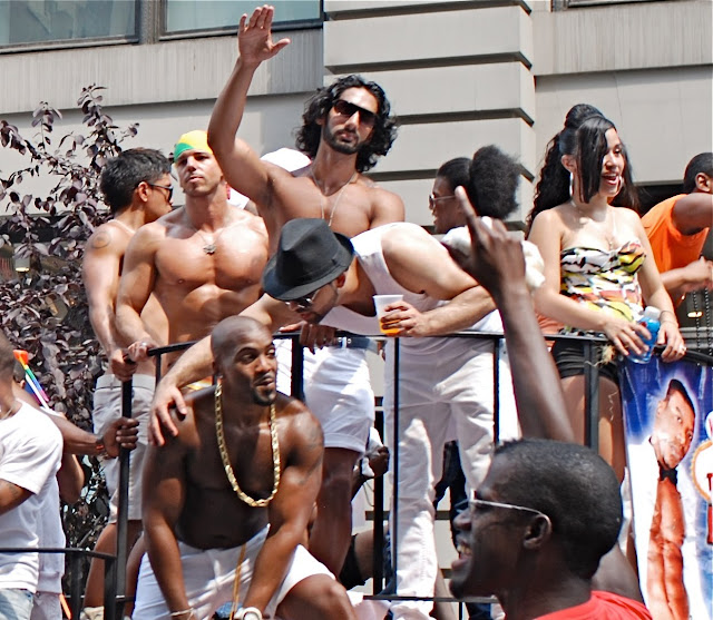 gay pride nyc june 2010