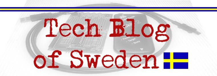 Tech Blog of Sweden