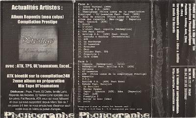 Antilop Sa Antilop S.A. and Kija - Phonographe Mix Tape N°1