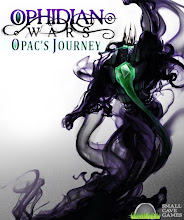 Ophidian Wars: Opac&#39;s Journey