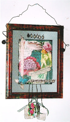Beauty Assemblage Screen
