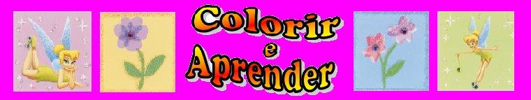Colorir e Aprender