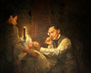 biographical sketch of jose rizal