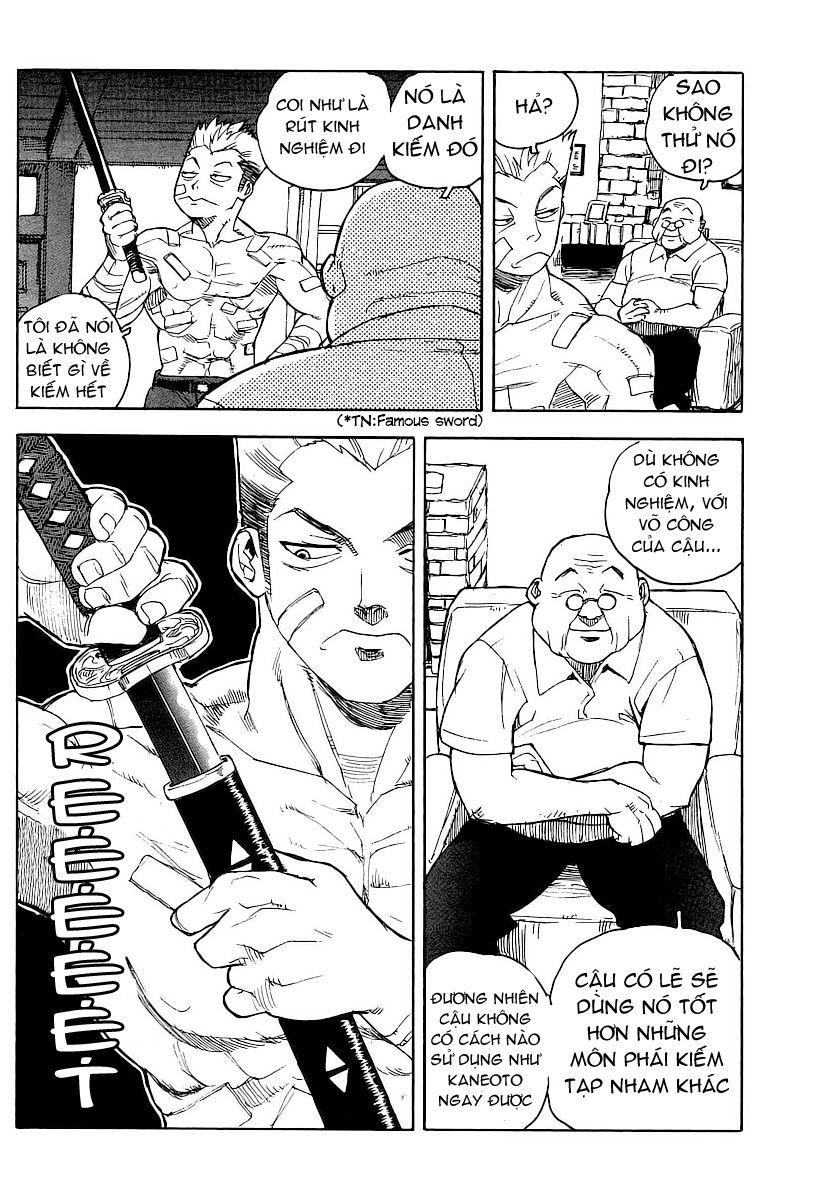 Aiki chap 58 - Trang 15