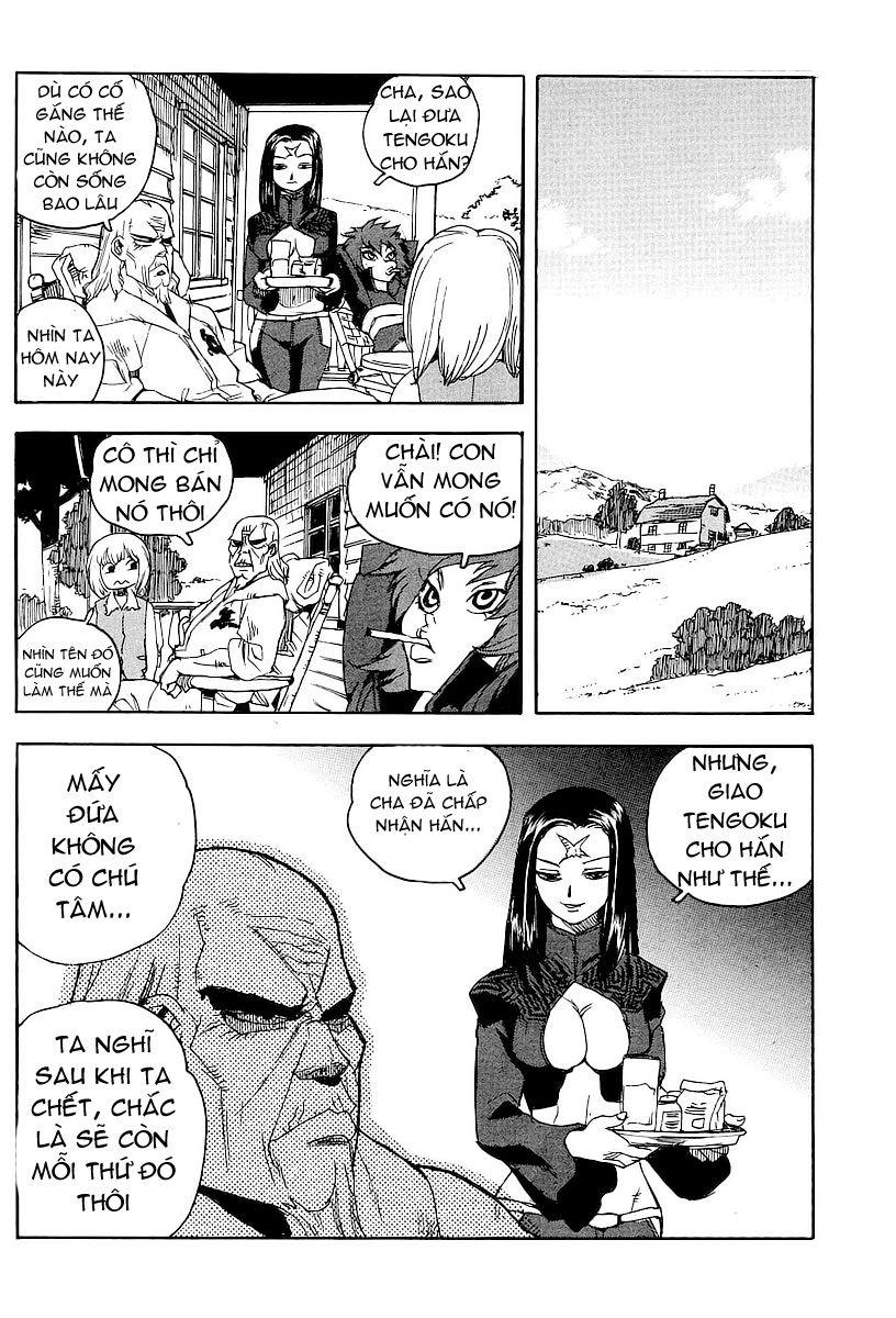 Aiki chap 58 - Trang 17