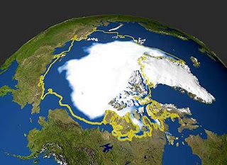 El aumento de metano en el Ártico podría subir su temperatura 10 grados en 2100