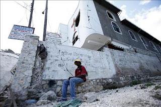La devastadora fuerza del terremoto en Haití se debe a la falta de actividad sísmica