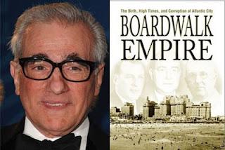Broadwalk Empire, una serie de Martin Scorsese
