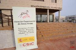 El centro de experimentación de zonas áridas del CSIC renueva instalaciones