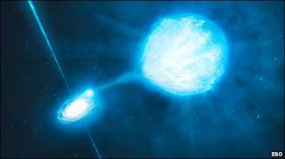 Detectan el agujero negro más lejano