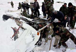 Al menos 157 muertos enterrados por un alud en Afganistán. EFE