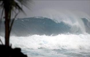 En el futuro habrá menos ciclones pero más intensos