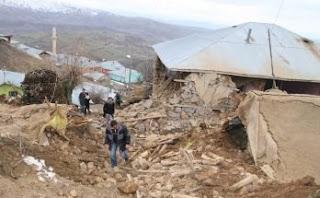 Al menos 57 muertos en un terremoto de 6 grados al este de Turquía. EFE
