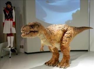 Un antepasado del Tiranosaurus Rex. EFE