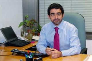 El nuevo director general de la Fundación Genoma España, Rafael Camacho. EFE