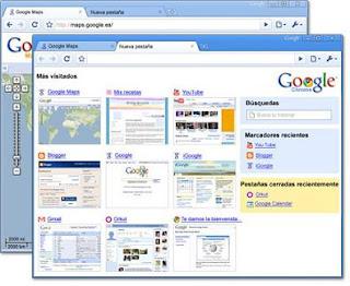 Google Chrome: un nuevo navegador