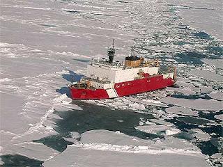 El océano Ártico, navegable en 2020