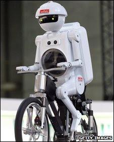 China quiere Juegos Olímpicos para robots