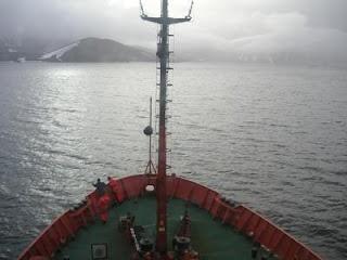 En marcha la Campaña Antártica Española 2009/2010. SINC