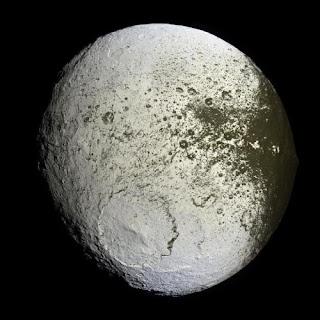 Iapetus. NASA