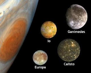 Las lunas heladas de Júpiter y Saturno reúnen condiciones para la vida