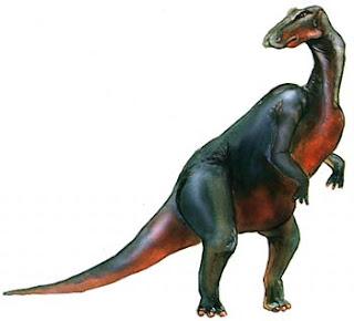Los dinosaurios preferían pastar a comer ramas y hojas