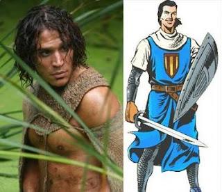 Sergio Peris-Mencheta será el Capitán Trueno