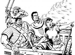 El Capitán Trueno inicia su aventura cinematográfica
