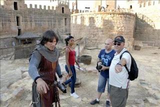 El Capitán Trueno revive sus aventuras en un castillo de Jaén