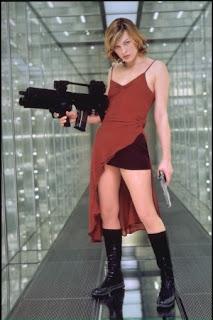 Milla Jovovich confirma la quinta parte de Resident Evil