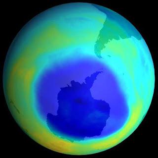 Día para la preservación de la capa de ozono