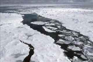Investigan en el Ártico el efecto de las cascadas submarinas en el océano profundo