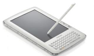 Samsung lanza su lector electrónico E65 en España