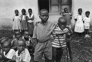 El brote de polio en Angola amenaza a los países vecinos