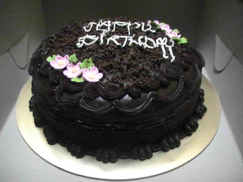 Super delicious birthday cookies Layan gambar kek lagi