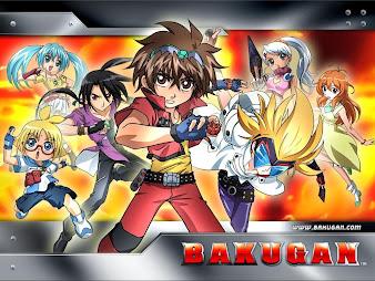 #10 Bakugan Wallpaper