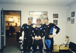 MOTION CAPTURE IN VANCOUVER FOR EA GAMES
